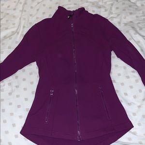 Purple lululemon jacket